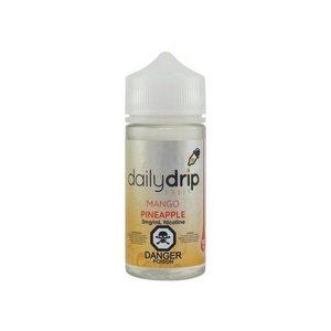 DAILY DRIP - MANGO PINEAPPLE 100ml
