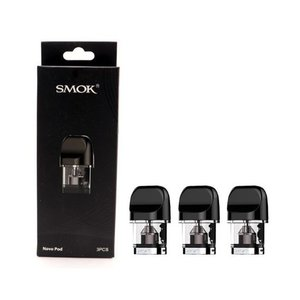 SMOK NOVO POD CARTRIDGE - 3 PACK