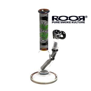 "ROOR TECH ROOR TECH 10.5"" WORKED SLUGGER W/ 14mm FEMALE BOWL"
