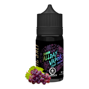 ALL DAY VAPOR - NIC SALT - PURP THANG 30ml