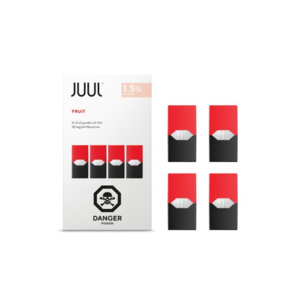JUUL REPLACEMENT PODS - 1.5% - PACK OF 4