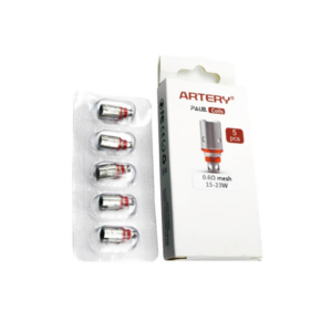 ARTERY X TONY PAL 2 REPLACEMENT COILS - 5 PACK