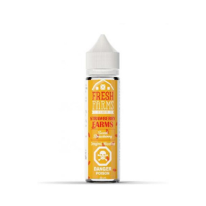 FRESH FARMS - SWEET STRAWBERRY - 60ml