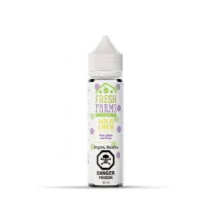 FRESH FARMS - SOUR CHEW - 60ml