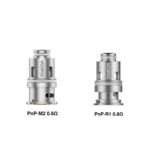 VOOPOO DRAG BABY COILS - 5 PACK