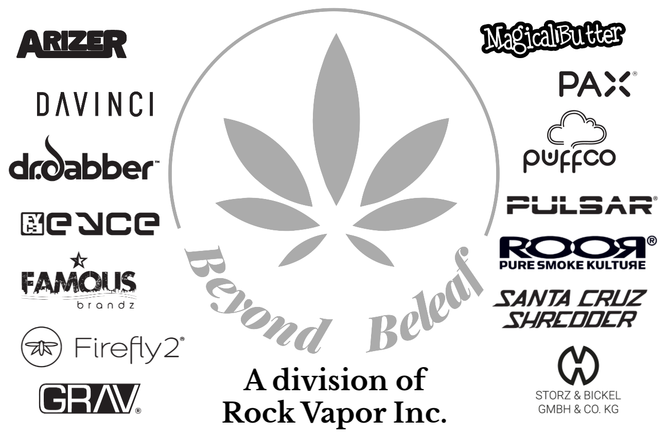 Rock Vapor Incorporated banner 1