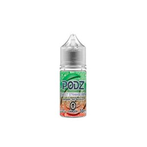 PODZ SALTS - SWEET STRAWBERRY 30ml