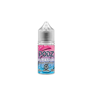 PODZ SALTS - BLUE BURST 30ml