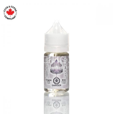 ILLUSIONS SALTS - TASTE OF GODS X - 30ml