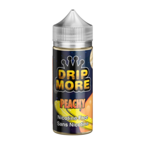 DRIP MORE - PEACHY 100ML