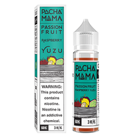 PACHA MAMA - PASSION FRUIT RASPBERRY YUZU 60ml