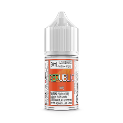 PROOST REPUBLIC EJUICE - 30ML - TROUTY