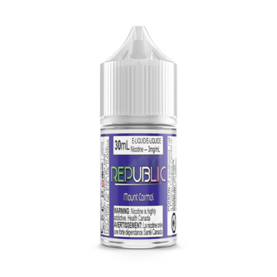 PROOST REPUBLIC EJUICE - 30ML - MOUNT CARMEL
