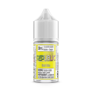 PROOST REPUBLIC EJUICE - 30ML - BLACK TICKLE