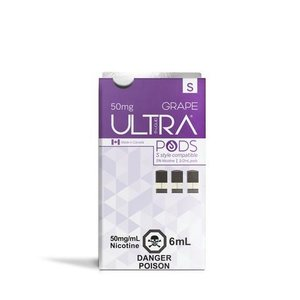 STLTH ULTRA PODS - 3 PACK - GRAPE (CLEARANCE)