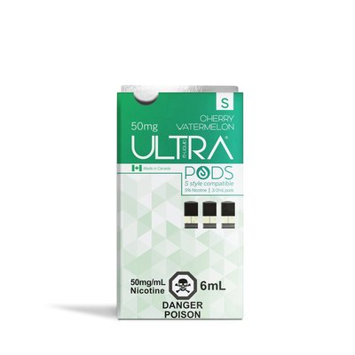 ULTRA PODS - 3 PACK - CHERRY WATERMELON