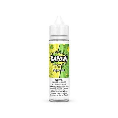 KAPOW - SUPER SOUR 60ml