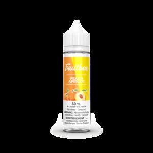 FRUITBAE - PEACH APRICOT 60ml (CLEARANCE)