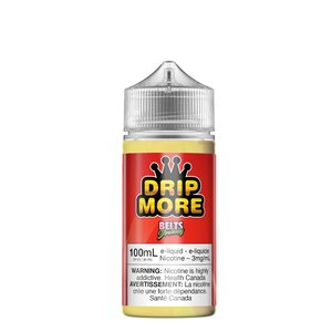 DRIP MORE - STRAWBERRY BELTS 100ML