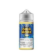 DRIP MORE - LEMON DROPS 100ML