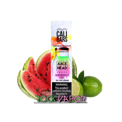 CALI BARS CALI BARS JUICE HEAD DISPOSABLE - WATERMELON LIME
