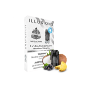 NIKKI PODS - 3 PACK - ILLUSIONS TASTE OF GODS OG