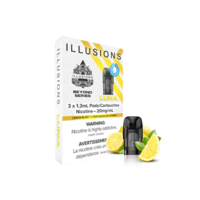 NIKKI PODS - 3 PACK - ILLUSIONS LUNA