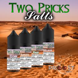TWO PRICKS HYBRID SALTS
