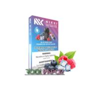 NIKKI PODS - 3 PACK - BLUE RAZZ ICED