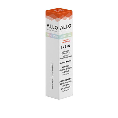 ALLO 1500 DISPOSABLE - GRAPEFRUIT