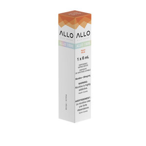 ALLO 1500 DISPOSABLE - PEACH
