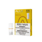 ALLO SYNC POD PACK - PINEAPPLE ICE - 3 PACK