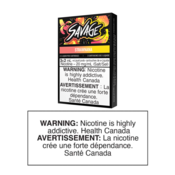 STLTH PODS - 3 PACK - SAVAGE STRAWNANA