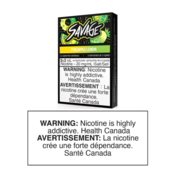 STLTH PODS - 3 PACK - SAVAGE PINEAPPLE LEMON