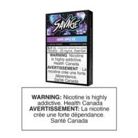 STLTH PODS - 3 PACK - SAVAGE GRAPE APPLE ICE