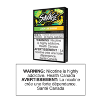 STLTH PODS - 3 PACK - SAVAGE LEMON LIME BANANA