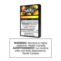 STLTH PODS - 3 PACK - SAVAGE MANGO PEACH PINEAPPLE