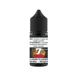 PROOST THE 7 - HYBRID SALTS - 30mL - GREED