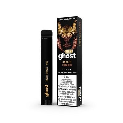 GHOST MAX DISPOSABLE - SMOOTH TOBACCO