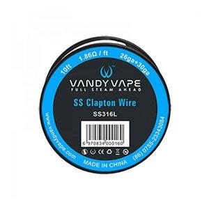 VANDY VAPE RESISTANCE WIRE - 10ft ROLL