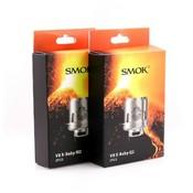 SMOK SMOK TFV8 X-BABY COILS - 3 PACK (CLEARANCE)