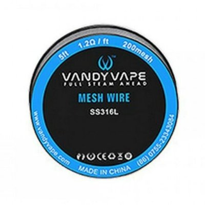 VANDY VAPE MESH WIRE - 5FT