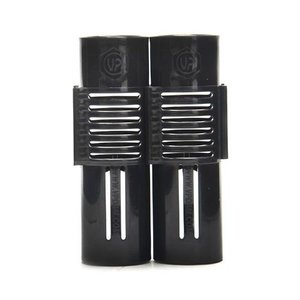 VPDAM LINKABLE 18650 BATTERY CASE - 4 PCS BLACK