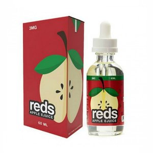 7 DAZE - REDS APPLE EJUICE - 60ml