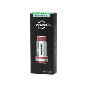 UWELL UWELL WHIRL REPLACEMENT COILS - 4 PACK - 0.6 ohm