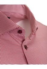 Polifroni BLU BLU by Polifroni - Red Micro-Check Shirt - G1847223
