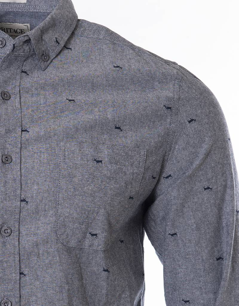 Report Collection Report - Buck Oxford Shirt - 272403H