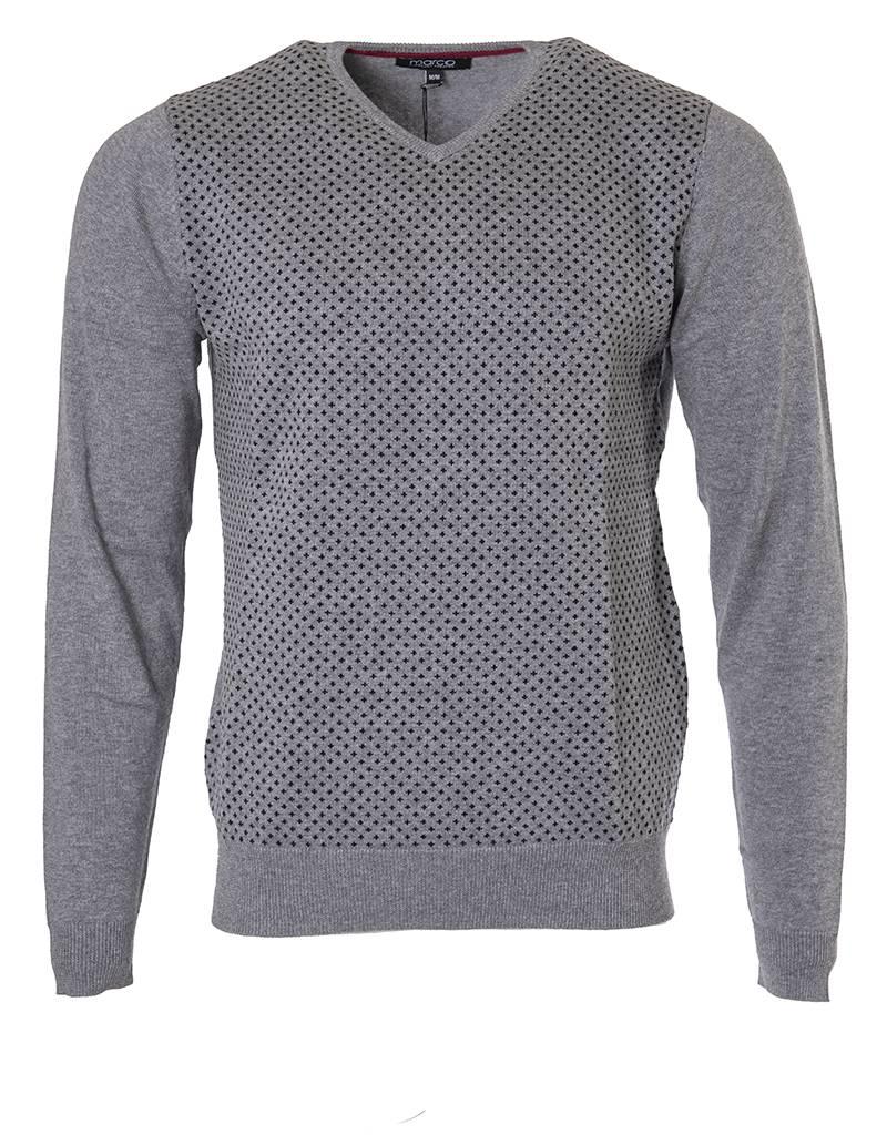 Marco Marco - Grey Sweater - C1015