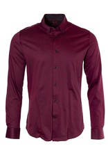 Marco Marco - Stretch Jersey Shirt - Red - CH2366