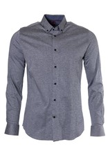 Marco Marco - Stretch Jersey Shirt - Grey - CH2366